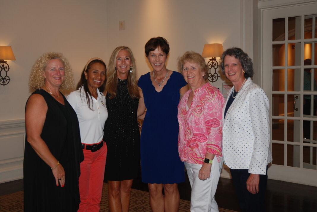Suzy Whaley is joined by top SNEWGA players Jen Holland, Jo Rasmussen, Marsha Rupp, Lisa Fern-Boros, and Debbie Johnson
